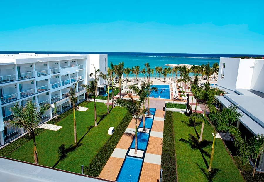 Hotel Riu Palace Jamaica Montego Bay All Inclusive 24 Hours
