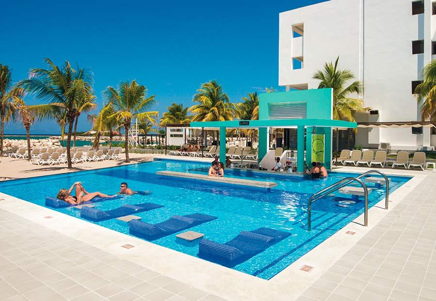 Hotel Riu Palace Jamaica, Montego Bay - All Inclusive 24 hours